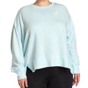 Nike Crew Neck Terry Knit Sweater 2X NWT